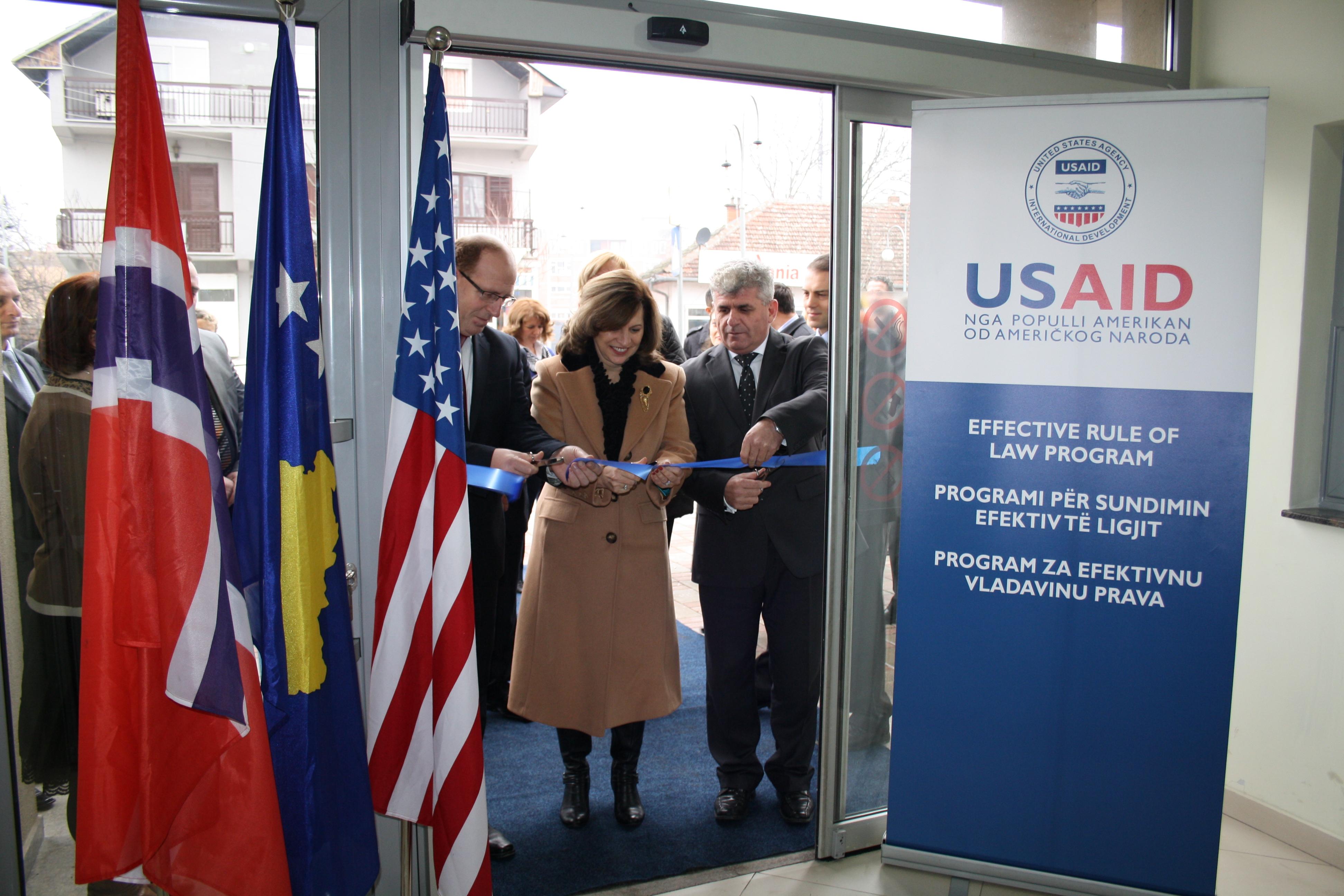 Jačanje Sudova i Pristupa Pravdi na Kosovu Nastavlja se uz USAID-ovu i Norvešku Podršku