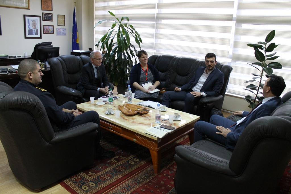 Gjykata Themelore e Gjilanit ka bashkëpunim të mirë me Njësinë e Transportit të Burgosurve