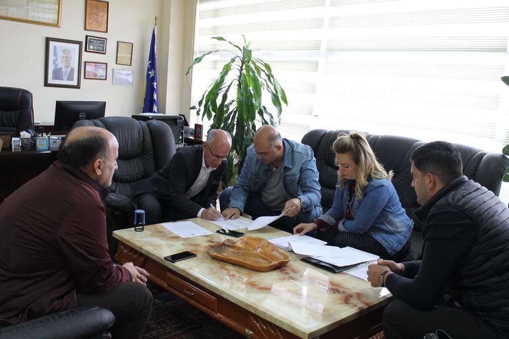 Gjykata nënshkruan marrëveshjen e partneritetit me ENEMLOS