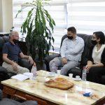 Azizi premton bashkëpunim edhe më të madh me organizatën Demokracia Plus