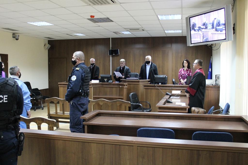 Dënim me burgim të përjetshëm për të akuzuarin N. H.