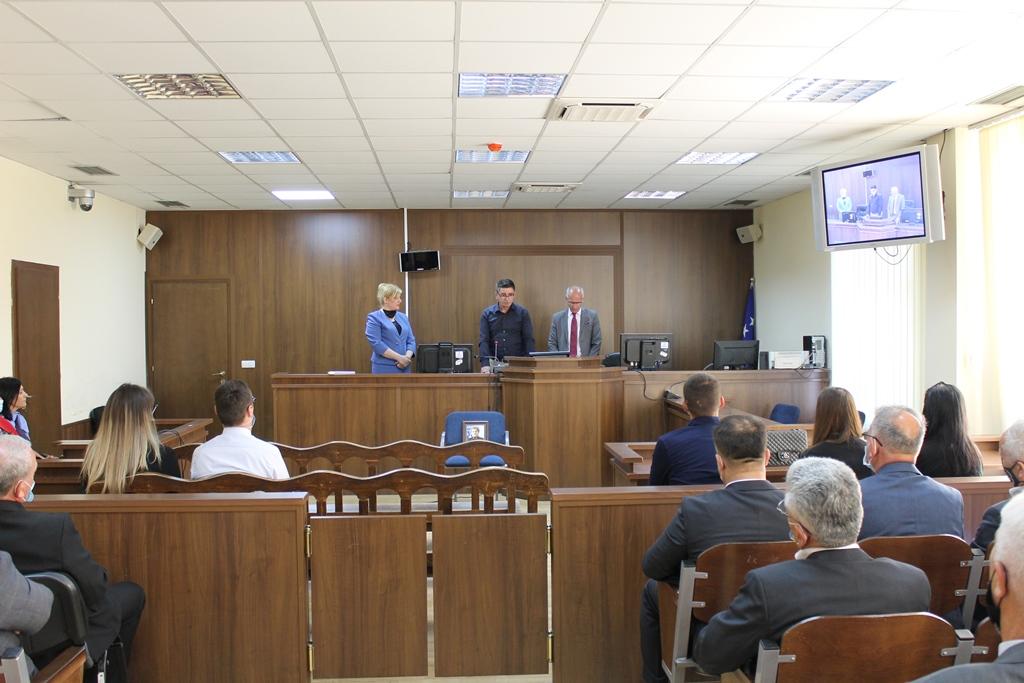Mbahet mbledhje komemorative për gjyqtaren Emine Salihu